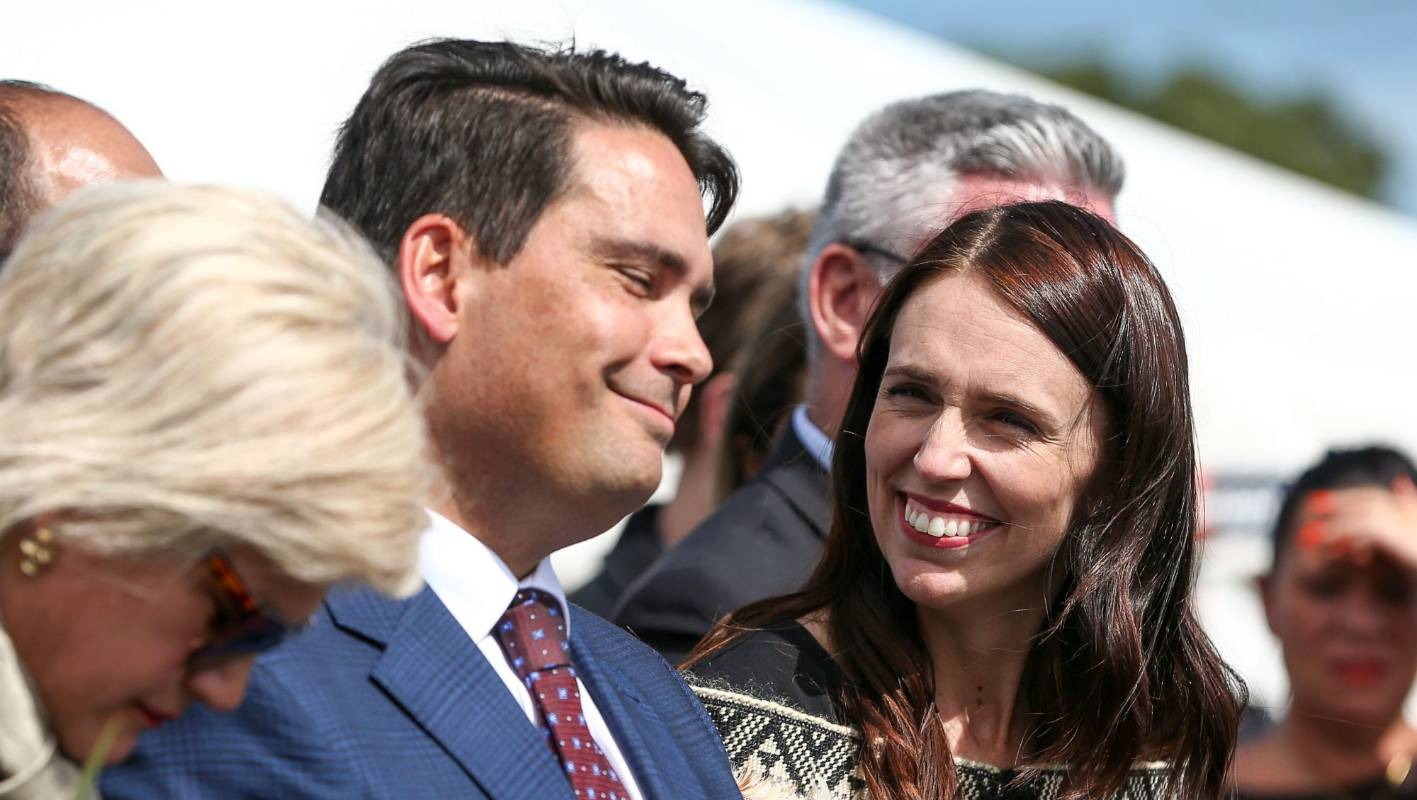 Labour shoots ahead of National in new poll, while Judith Collins overtakes Simon Bridges