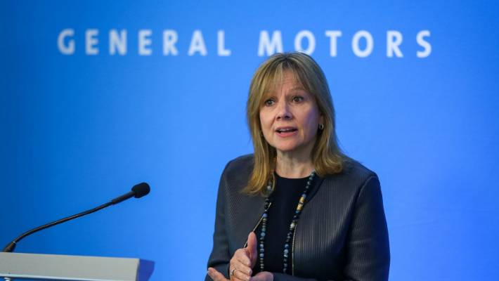 Trump warns GM could lose subsidies over layoffs