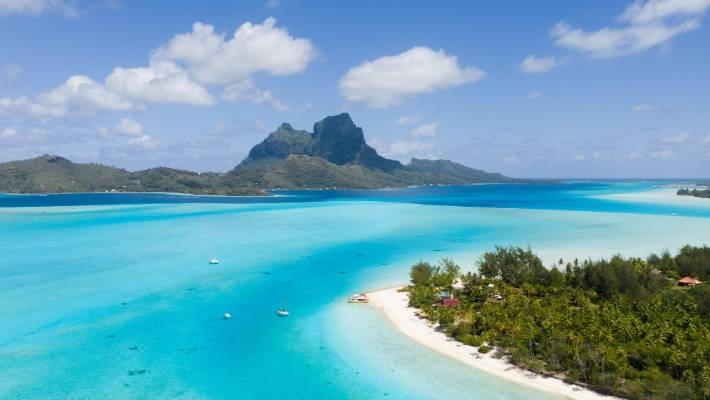 Bora Bora was the standout highlight of the trip, it's hard to match the beauty of what we found above and below water.