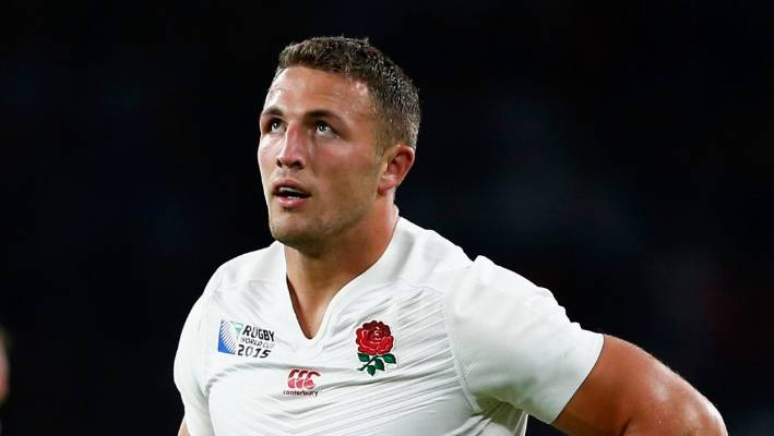 Sam Burgess has launched a surprise attack on some of his former teammates.