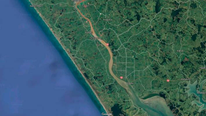 Body of 65-year-old man found in Ruawai river, Northland