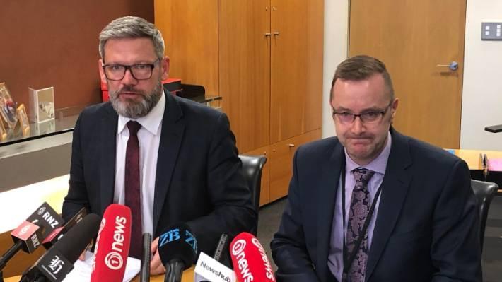 Immigration Minister Iain Lees-Galloway revokes Karel