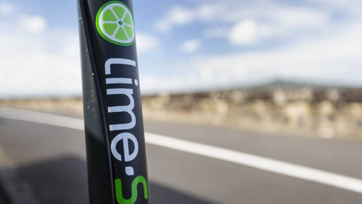 Two Lime scooters have traveled more than 300 km to Blenheim and Picton.
