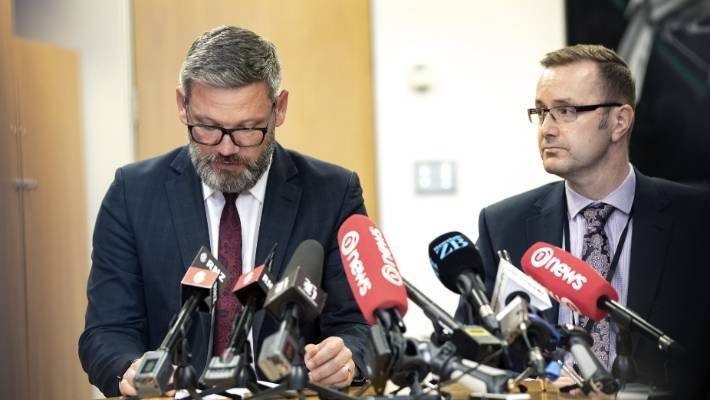 In November, Immigration Minister Iain Lees-Galloway  and Immigration New Zealand deputy chief executive Greg  Patchell announced Karel Sroubek was now liable for deportation.