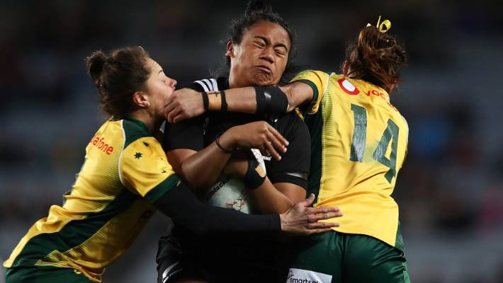 New Zealand won the hosting rights for the next women's Rugby World Cup, and some Aussies are not happy.