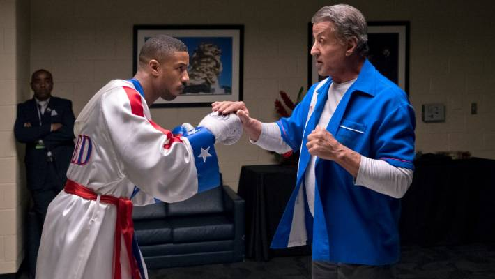 Sylvester Stallone and Michael B Jordan again make an effective team in Creed II.