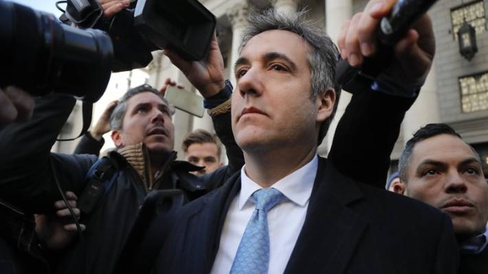 Michael Cohen Admits Trump Tower-Moscow Talks Continued Well Into 2016 Campaign