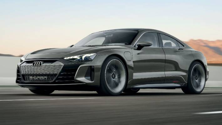 Audi S E Tron Gt Is Headed For Production But Still A Way Off