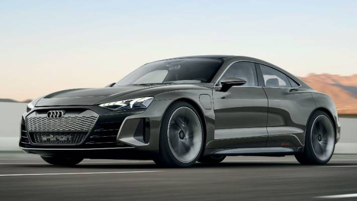 Audi joins Tesla-chasing club with e-tron GT