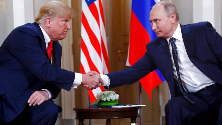 The Kremlin said on Wednesday it still expected a meeting between President Vladimir Putin and President Donald Trump to go ahead