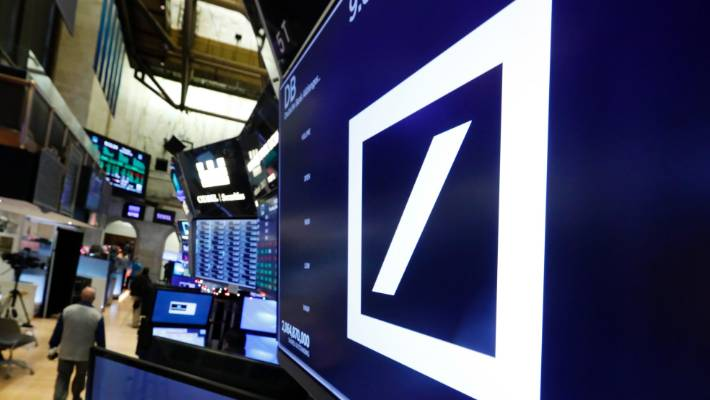 Deutsche Bank offices searched in money laundering probe