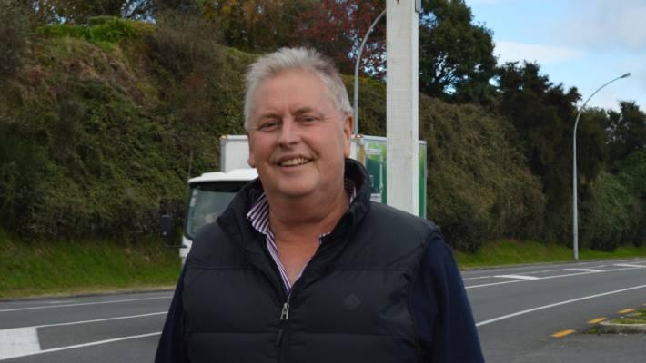 Taupō Mayor David Trewavas.