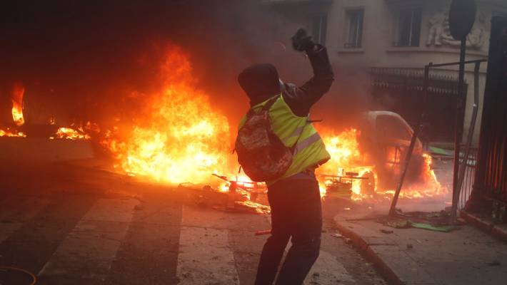 France delays fuel tax hikes that prompted protests to 2020