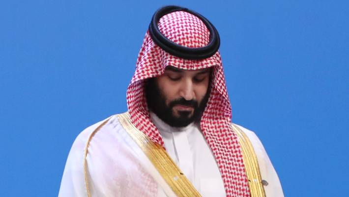 Saudi Arabia's Crown Prince Mohammed bin Salman was shunned by some leaders at the G20 summit