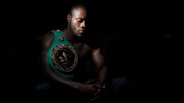 Wilder 'very interested' in Joshua fight - Finkel