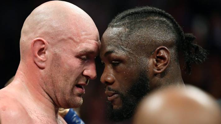 Wilder-Fury Rematch: Purse Bid Set For February 5, 60-40 Split