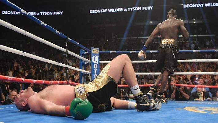 Tyson Fury - Manchester United's Old Trafford could host Deontay Wilder rematch