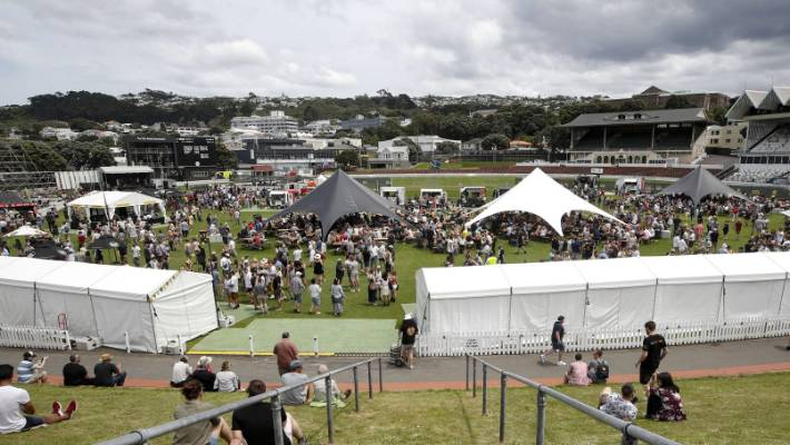 Events such as the recent one-day Beers at the Basin event in Wellington showcasing craft breweries, wineries, food and music must pay copyright fees.