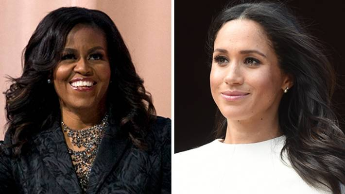 Michelle Obama offers advice to Meghan Duchess of Sussex