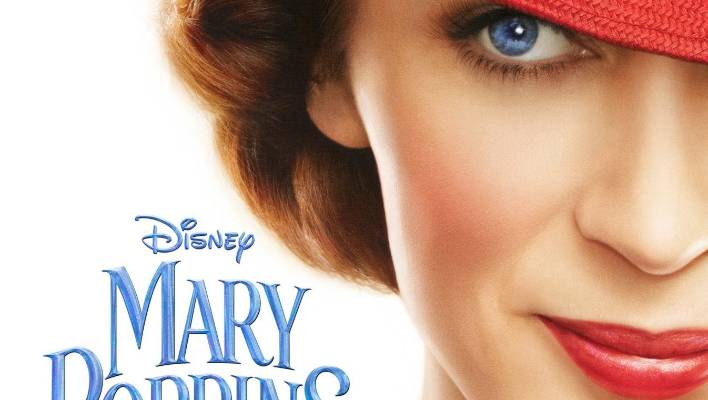 The music of Mary Poppins Returns got no love.