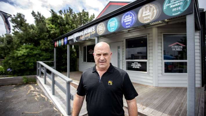 Christchurch Fowler Homes franchise owner Ivan Stanicich has taken over the New Plymouth franchise.