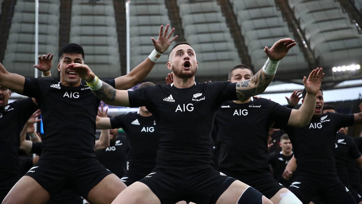 Newzealand Twitter: All Blacks Edge New Zealand Warriors In Twitter Mentions