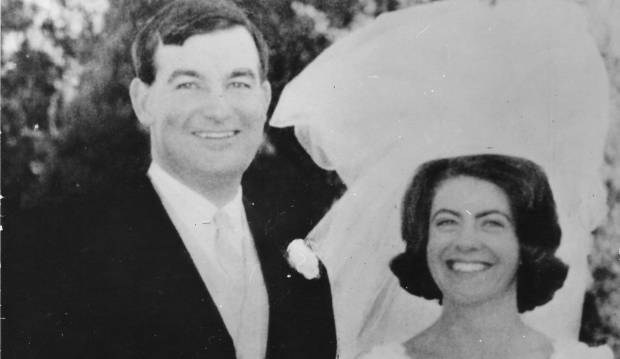 Jeannette and Harvey Crewe were killed in 1970.
