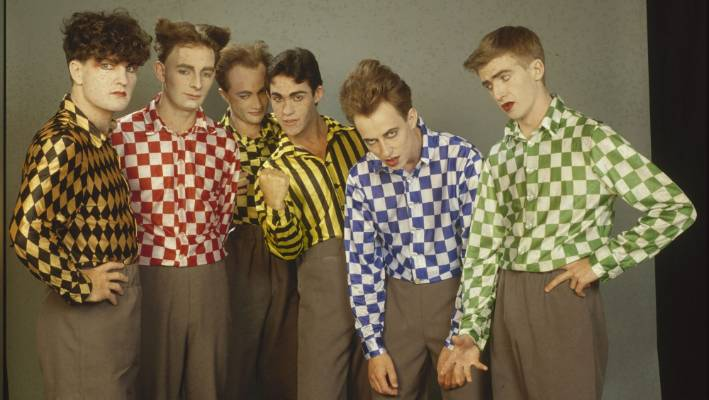 Split Enz started out as Split Ends playing at Levi's Saloon, the home of Ticket on the corner of Customs and Queen Street in downtown Auckland.