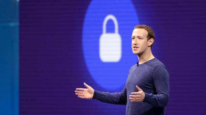 Facebook CEO Mark Zuckerberg. Internal Facebook records describe data-sharing deals that benefited more than 150 companies a report has found