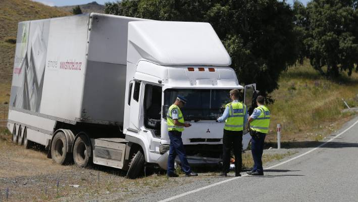Christchurch truck driver jailed for 31 months over fatal