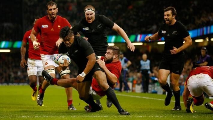 Julian Savea was virtually unstoppable at the last World Cup, demolishing France in the quarterfinals.