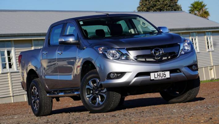 Despite sharing the same underpinnings, the BT-50 has struggled compared to the Ford Ranger's impressive sales.