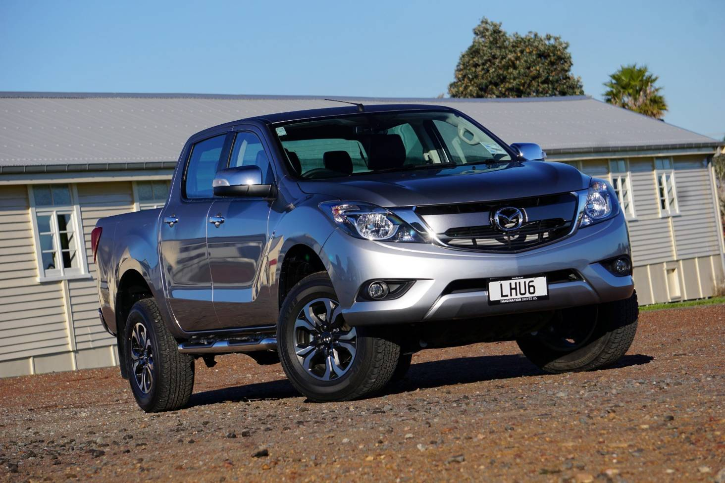 195b556120d04a Mazda looks forward to BT-50 divorce from domineering Ford Ranger ...