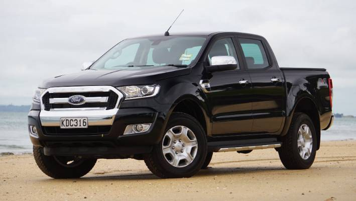 The dominant Ford Ranger has outsold the Mazda BT-50 seven to one.