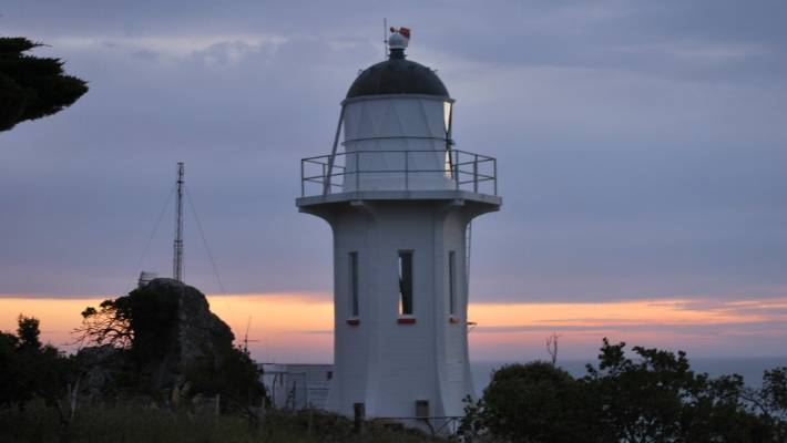 Baring Head lighthouse set to become a shining light for tourism