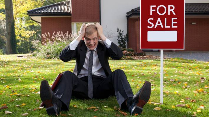 Sure, sales activity has slowed, but that's predominantly an issue for real estate agents and to be expected given the negative talk.