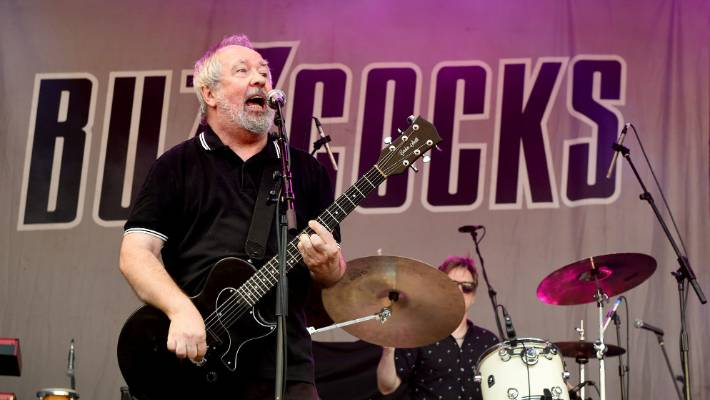 Buzzcocks Frontman Pete Shelley Dead at 63