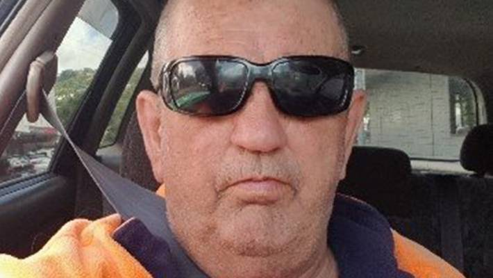 Frank Tyson, the man decapitated at  Housing New Zealand's Jackson Street flats in Petone.