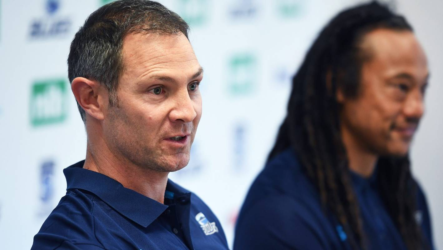 Rugby's 2019 burning questions: Will Leon MacDonald revive the embattled Blues?