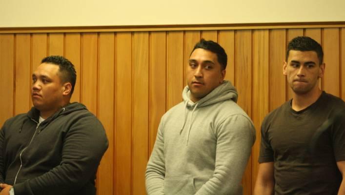 Shannon Apirana, Ryan Lingman and Sebastian Wineera were sentenced over a bizarre plot to exhume a body.