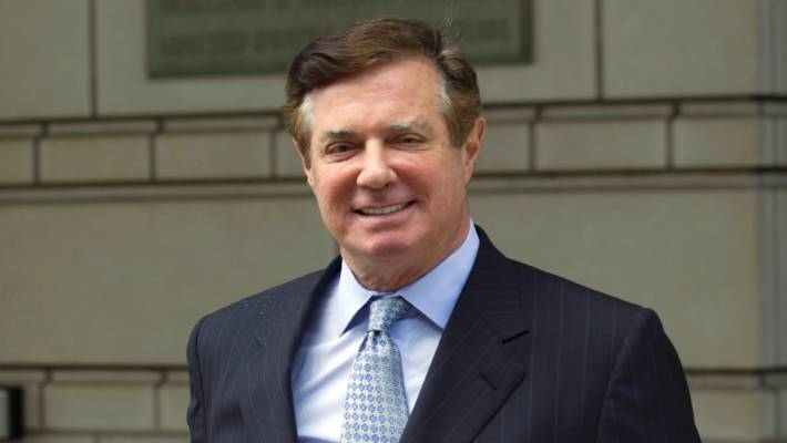 Manafort is one of five former Trump campaign aides to plead guilty to crimes as part of the special counsel investigation.