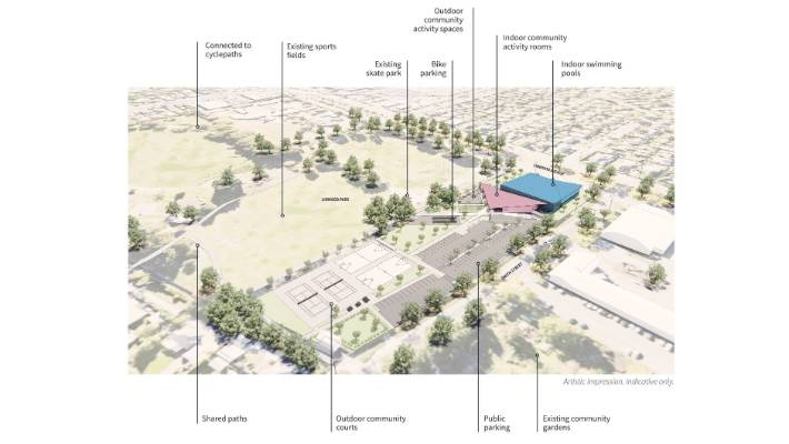 First plans for Christchurch\'s newest pool complex released ...