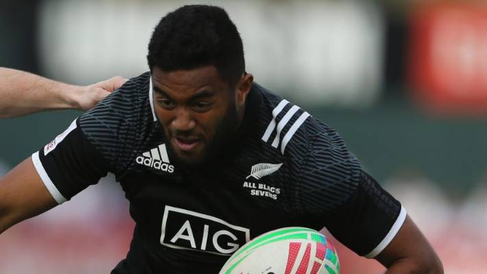 New Zealand Sevens Side On The Wrong End Of A Jonah Lomu