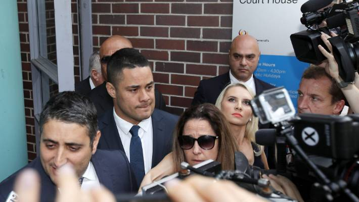 'It'll Be A Not Guilty Plea' Says Jarryd Hayne's Lawyer