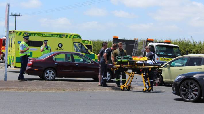Serious crash on popular intersection prompts call for