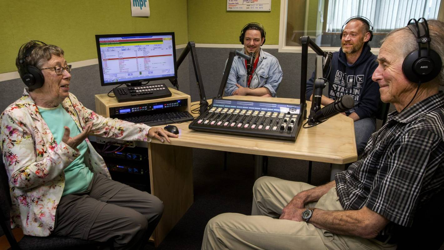 Giving access to radio for 21 years