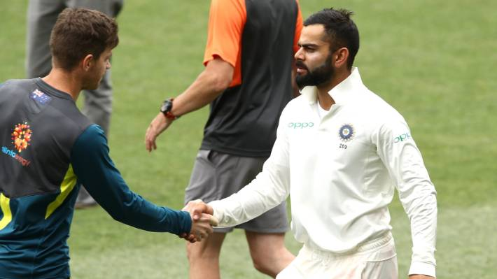 Pace attack among India's best ever - Arun