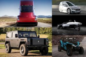Five EVs that do it differently