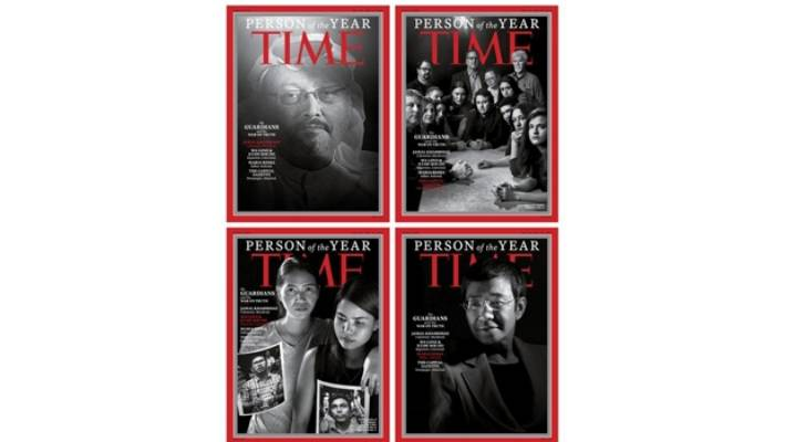 Why Time strayed from tradition with its 'Persons of the Year'