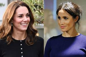 Who do Kate and Meghan turn to for a little guidance and advice?